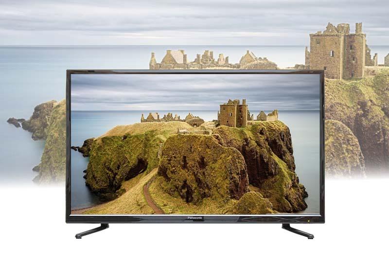 Tivi Panasonic TH-32C300V 32 inch - Công nghệ Dot giảm nhiễu giúp hình ảnh hiển thị sắc mịn, rõ ràng