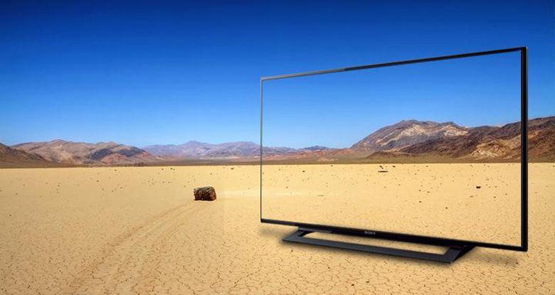 Tivi được bảo vệ hiệu quả trước điều kiện khắc nghiệt với bộ tứ bảo vệ từ Sony