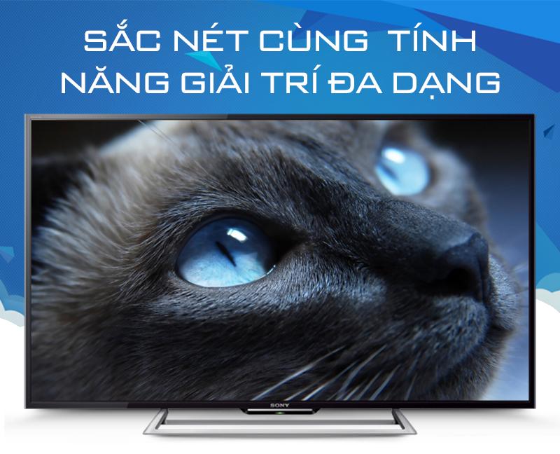 Internet Tivi Sony KDL-48R550C 48 inch