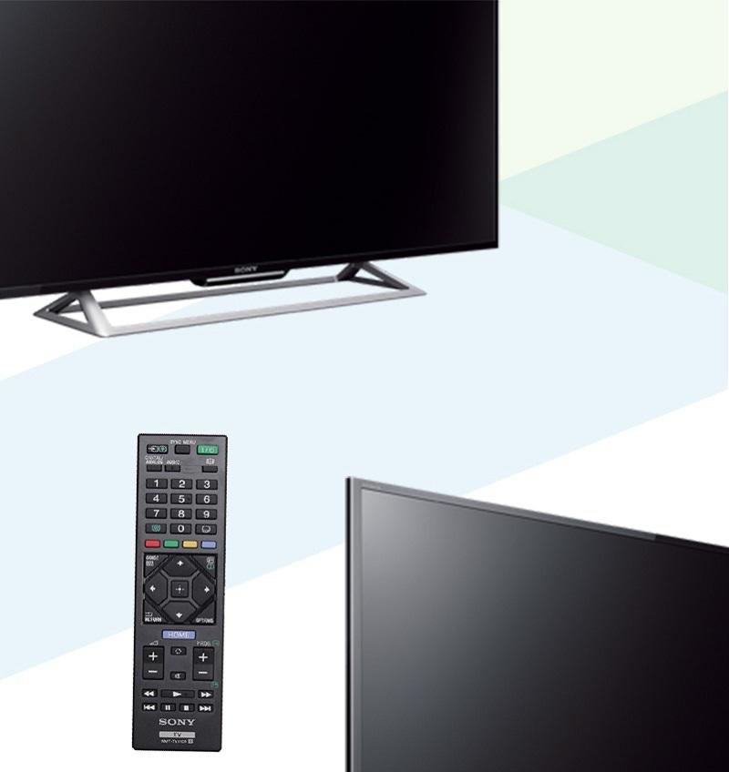 Thông số kỹ thuật của Internet Tivi Sony KDL-48R550C 48 inch