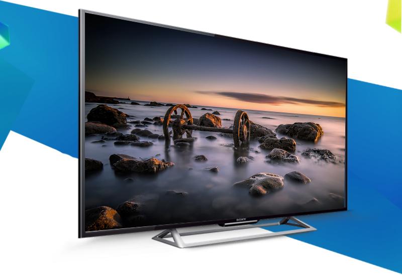 Internet Tivi Sony KDL-48R550C 48 inch - Thiết kế mỏng, sang trọng
