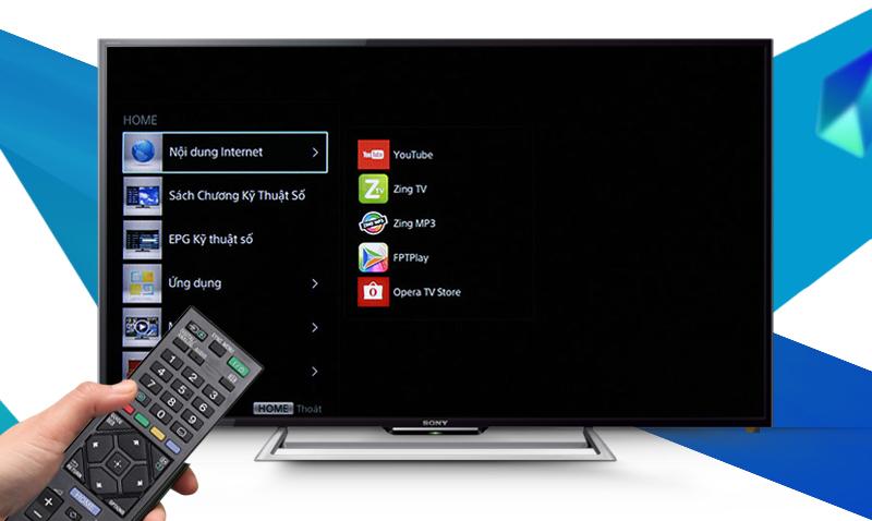 Internet Tivi Sony KDL-48R550C 48 inch - Bảo vệ tivi toàn diện