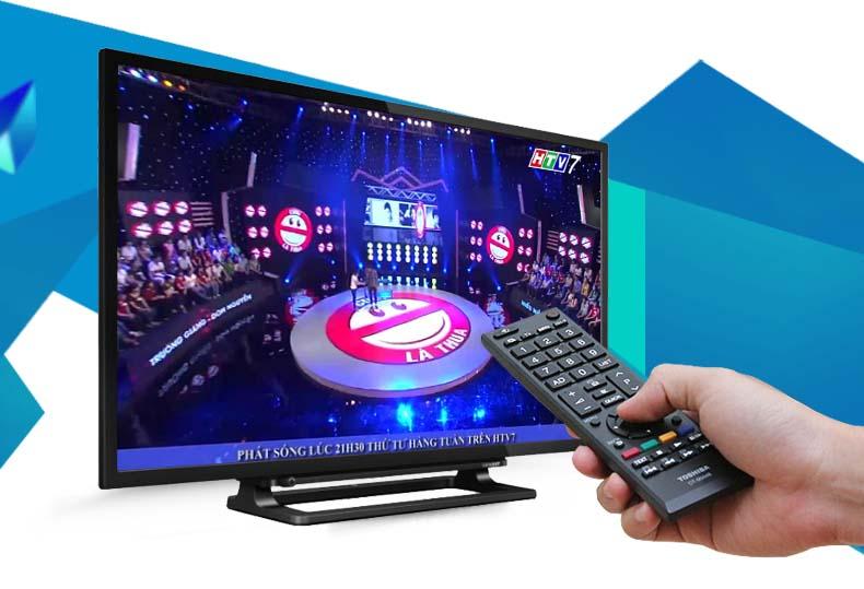 Xem truyền hình kỹ thuật số chất lượng cao, miễn phí với đầu thu DVB-T2 tích hợp sẵn