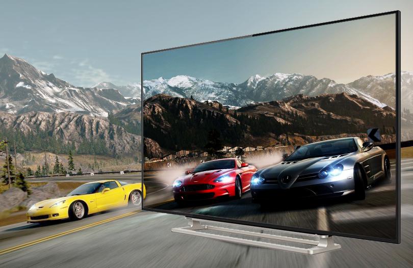 Smart Tivi Toshiba 40 inch 40L5550 - Thoả sức xem phim hành động không sợ giật hình