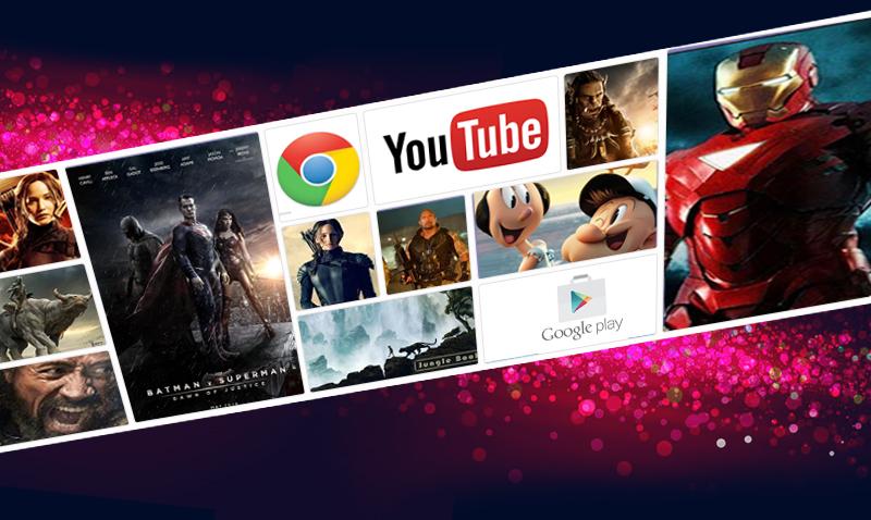 Smart Tivi Toshiba 40 inch 40L5550 - Kết nối mạng để xem phim, nghe nhạc, chơi game… trên tivi thông minh giao diện Adroid quen thuộc
