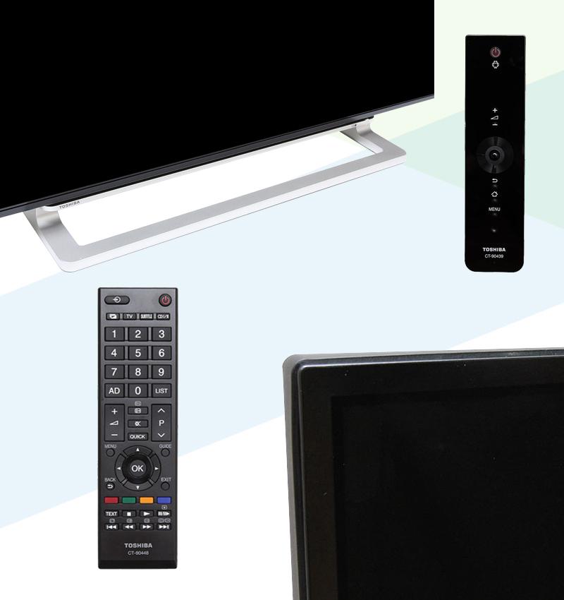 Smart Tivi Toshiba 55 inch 55L5550 - Thông số kỹ thuật