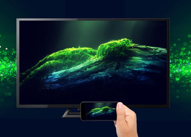 Internet Tivi Sony KDL-32R500C 32 inch - Chia sẻ hình ảnh qua Photo Share