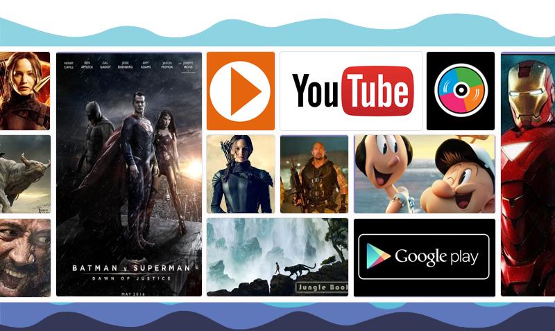 Smart Tivi Sony KD-49X8300C 49 inch - Tivi Android thông minh và đa dạng ứng dụng giải trí