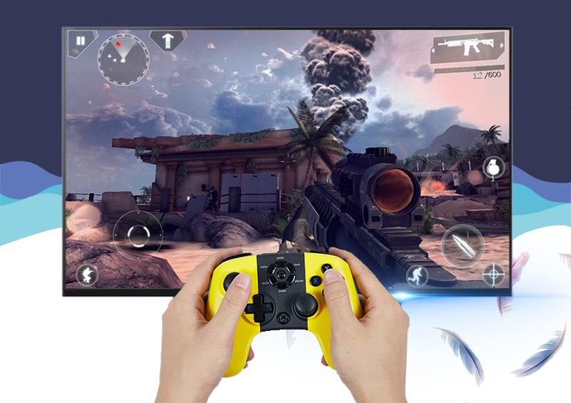 Smart Tivi Sony KD-49X8300C 49 inch - Kết nối tay game nhanh chóng