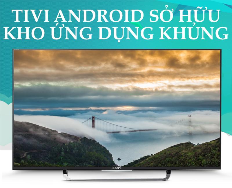Smart Tivi Led Sony KDL-65W850C 65 inch