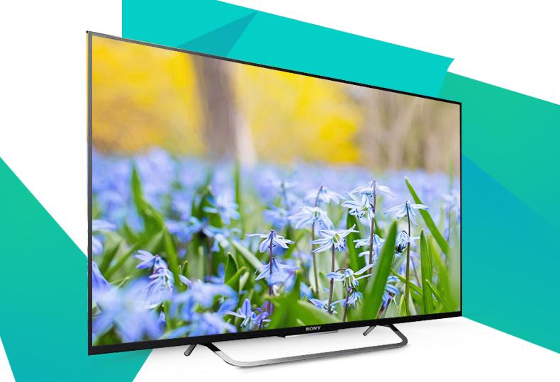 Smart Tivi Led Sony KDL-65W850C 65 inch - Độc đáo với thiết kế siêu mỏng đẳng cấp mà không kém phần tinh tế, sắc sảo