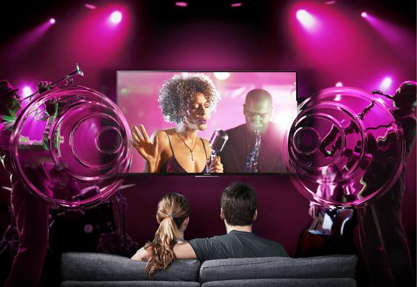 Smart Tivi Led Sony KDL-65W850C 65 inch - Công nghệ ClearAudio+ mang đến trải nghiệm âm thanh vòm mạnh mẽ, chân thật và rõ ràng hơn.