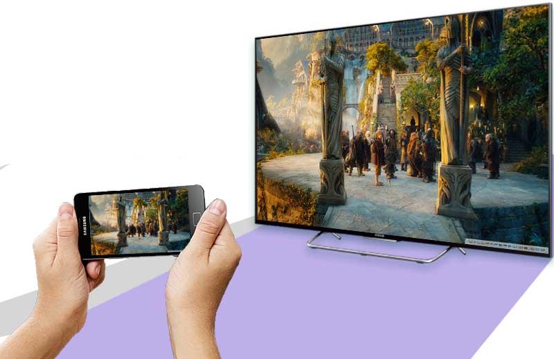 Kết nối tivi với các thiết bị ngoài linh họat