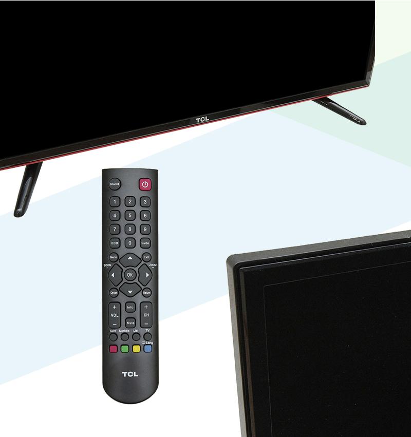Tivi LED TCL L42D2700D 42 inch - Thông số kỹ thuật