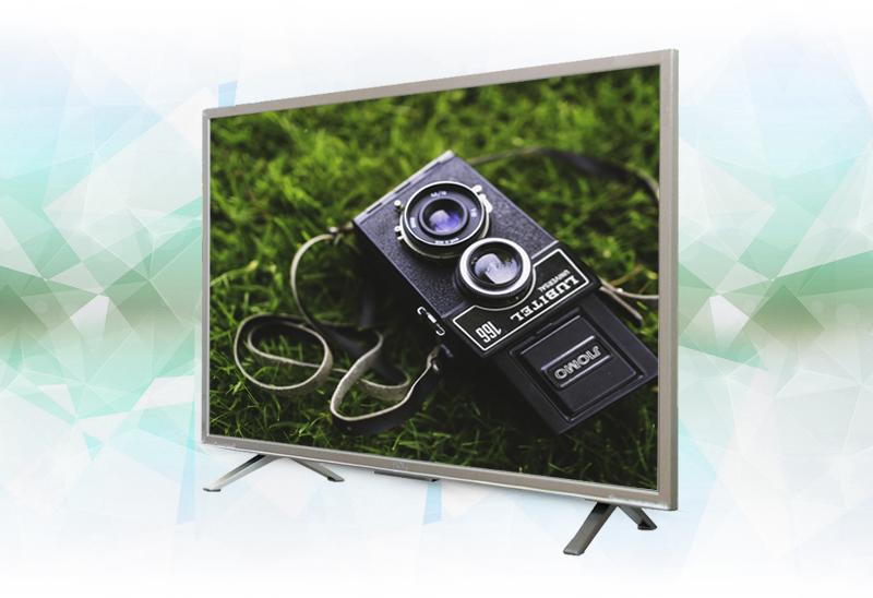 Smart Tivi TCL L32S4700 32 inch - Thiết kế đơn giản, đẹp mắt, kích thước gọn gàng phù hợp với không gian diện tích nhỏ
