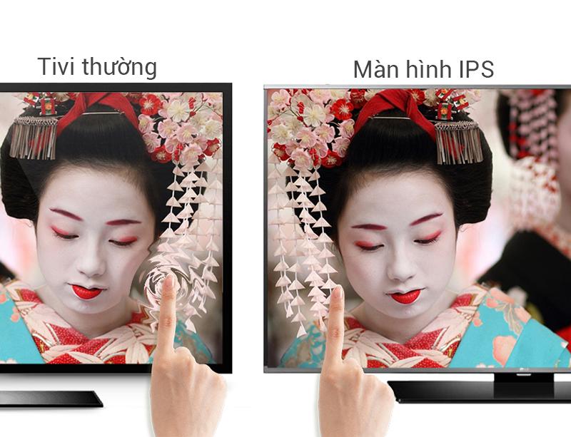 Smart Tivi LG 60LF632T 60 inch - Hình ảnh Full HD rõ nét, sống động với tấm nền IPS