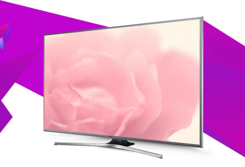 Smart Tivi Samsung UA50JS7200 50 inch - Ấn tượng với thiết kế tối giản và đường nét sắc sảo