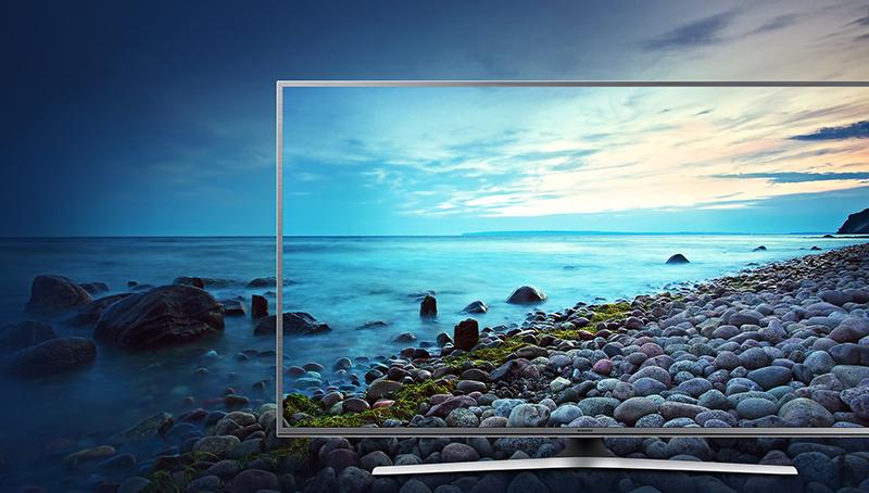 Smart Tivi Samsung UA50JS7200 50 inch - Công nghệ PurColor truyền tải thế giới màu sắc siêu tự nhiên như thật
