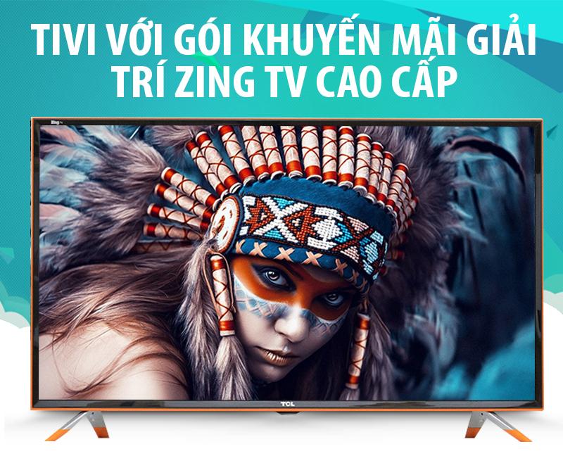 Smart Tivi Zing TCL 40 inch L40Z1
