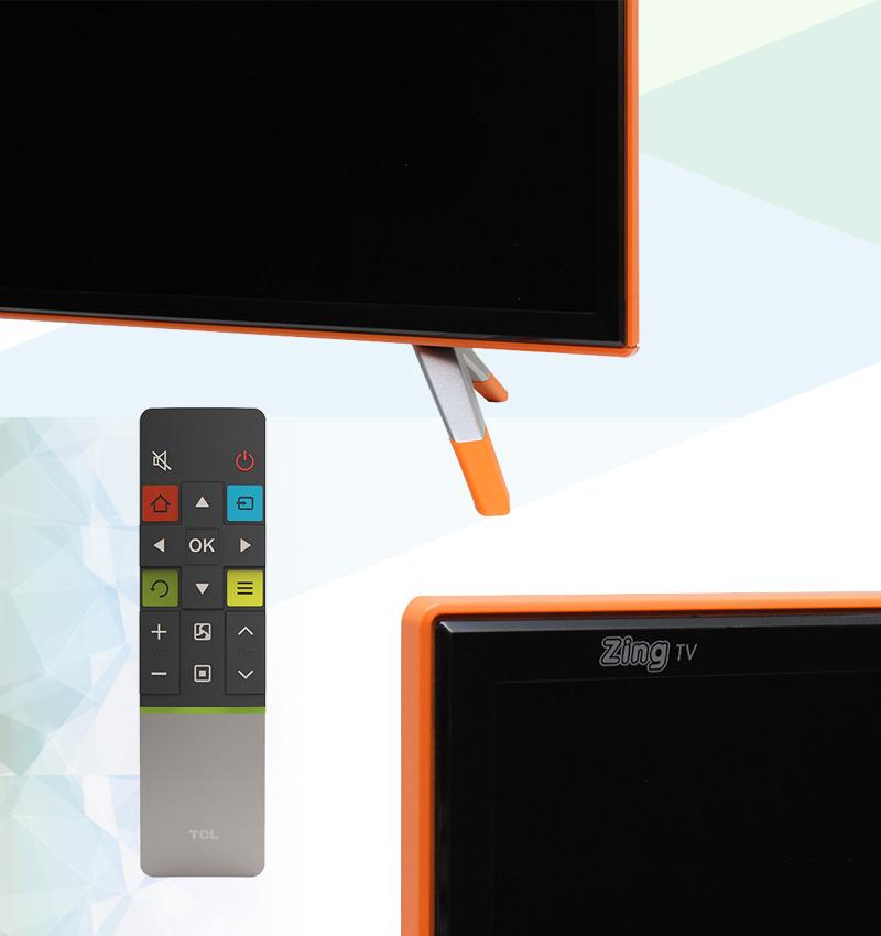 Smart Tivi Zing TCL 40 inch L40Z1 - Thông số kỹ thuật