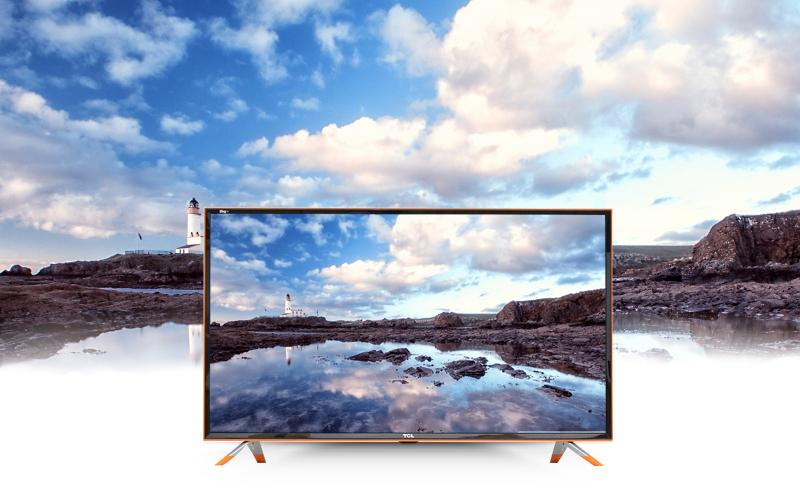 Smart Tivi Zing TCL 40 inch L40Z1 - Màn hình Full trang bị công nghệ ánh sáng tự nhiên độc quyền của TCL