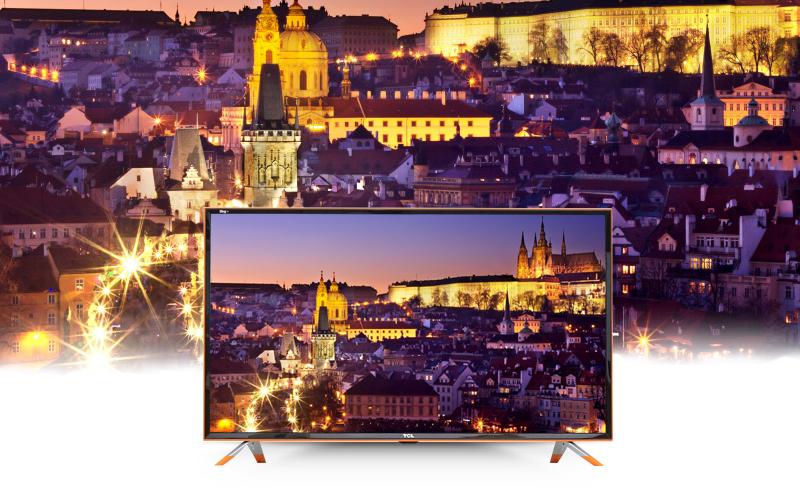 Smart Tivi Zing TCL 48 inch L48Z1 - Màn hình Full cùng công nghệ ánh sáng tự nhiên độc quyền của TCL
