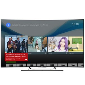 Smart Tivi curved Sony KD-55S8500C 55 inch