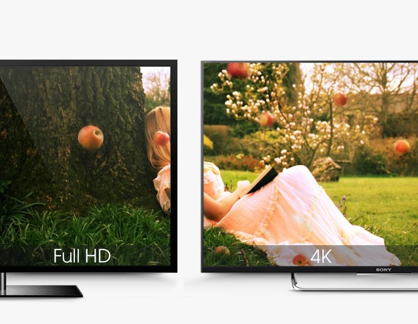 Smart Tivi Sony KD- 55X9000C 55 inch - Công nghệ hiện đại mang đến hình ảnh 4K chân thực, sắc nét đến bất ngờ