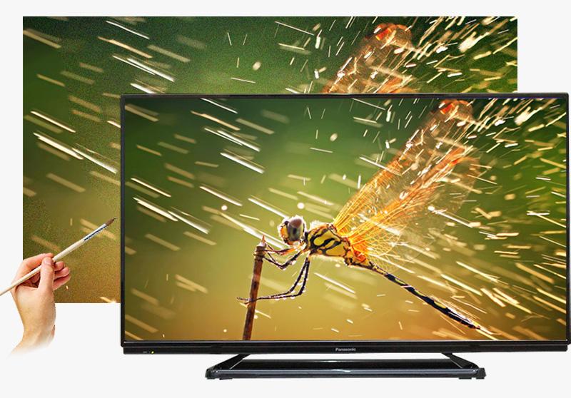 Tivi Panasonic 40 inch TH-40C400V - Công nghệ giảm nhiễu