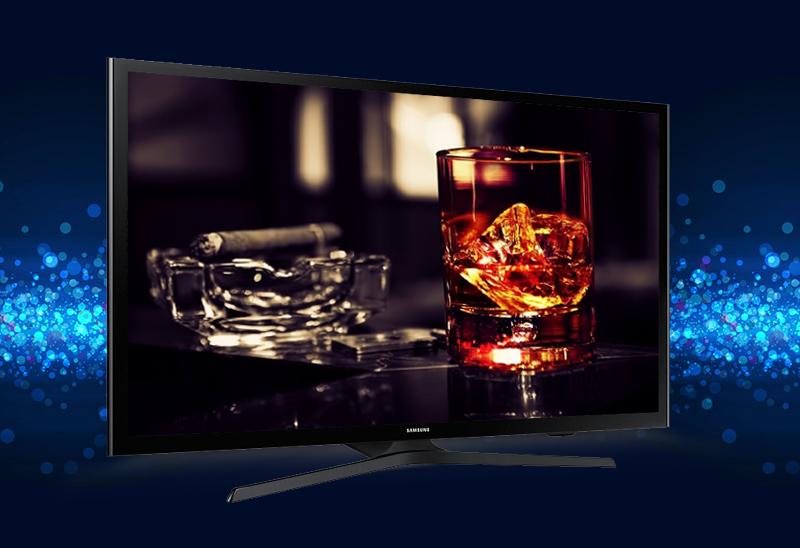 Internet Tivi LED Samsung UA50J5200 50 inch - Phong cách tinh tế trong từng đường nét