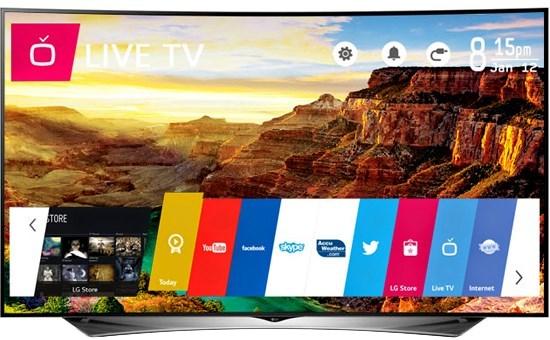 Smart TV cong LG 79 inch 79UG880T