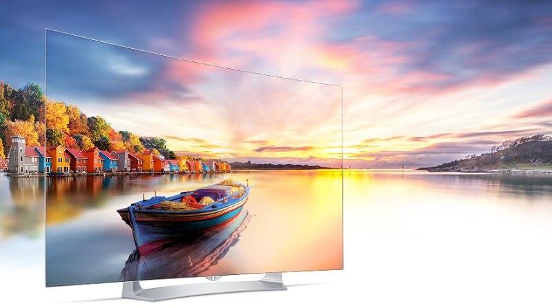 Smart Tivi OLED Cong LG 55 inch 55EG910T-Hình ảnh Full HD chân thực, tự nhiên đầy ấn tượng