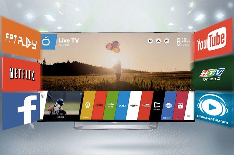 Smart Tivi OLED Cong LG 55 inch 55EG910T-webos