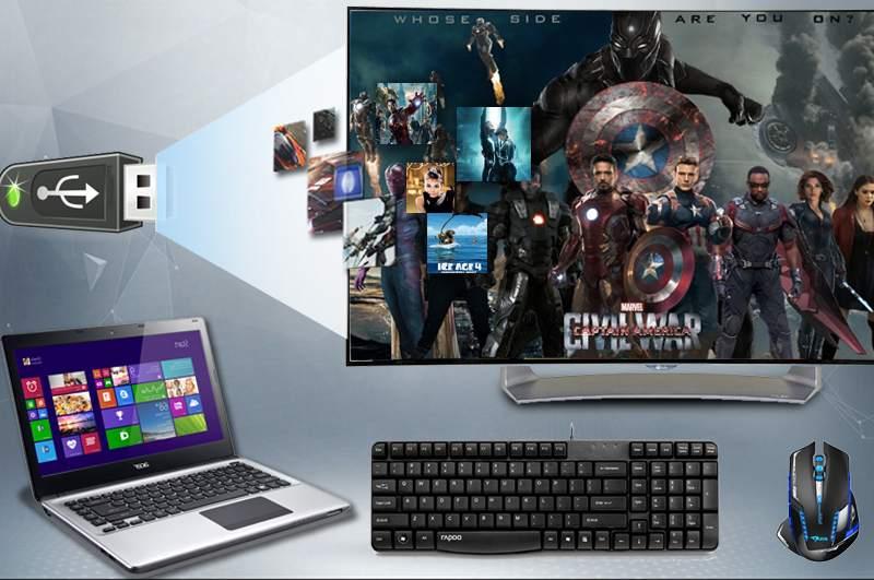 Smart Tivi OLED Cong LG 55 inch 55EG910T-Kết nối