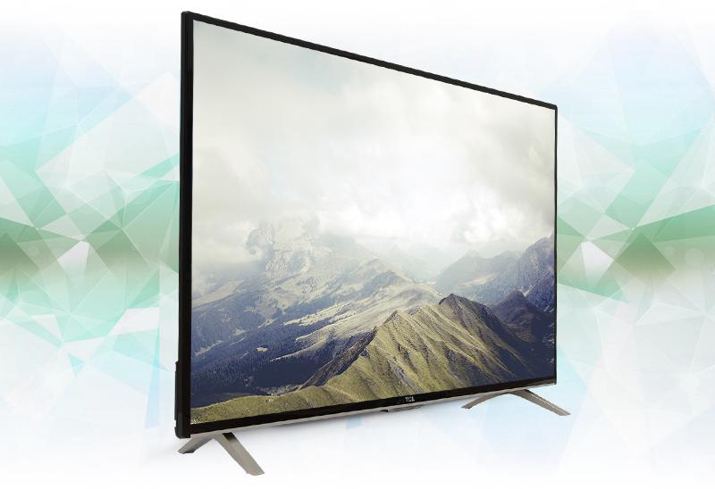 Internet Tivi TCL 40 inch L40D2790 - Thiết kế ấn tượng