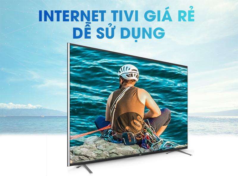 Internet Tivi TCL 32 inch L32D2790
