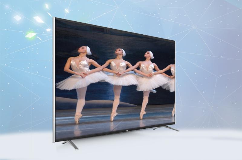 Internet Tivi TCL 32 inch L32D2790 - Thiết kế đơn giản, gọn nhẹ