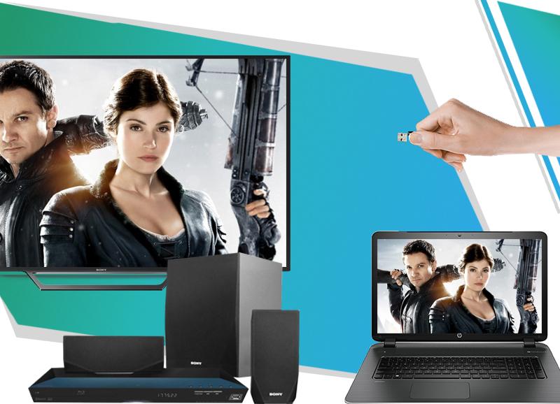 Internet Tivi Sony 32 inch KDL-32W600D - Kết nối