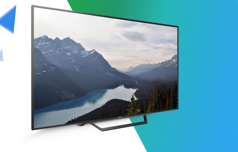 Internet Tivi Sony 32 inch KDL-32W600D - Thiết kế hiện đại, ấn tượng