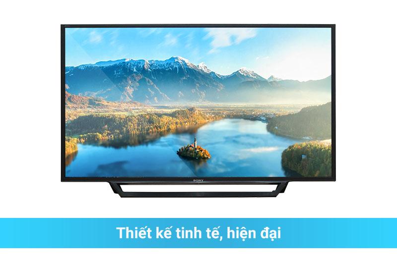 Smart Tivi Sony 48 inch KDL-48W650D - Thiết kế