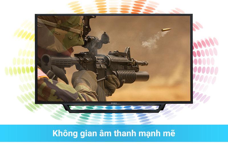 Smart Tivi Sony 48 inch KDL-48W650D - Âm thanh