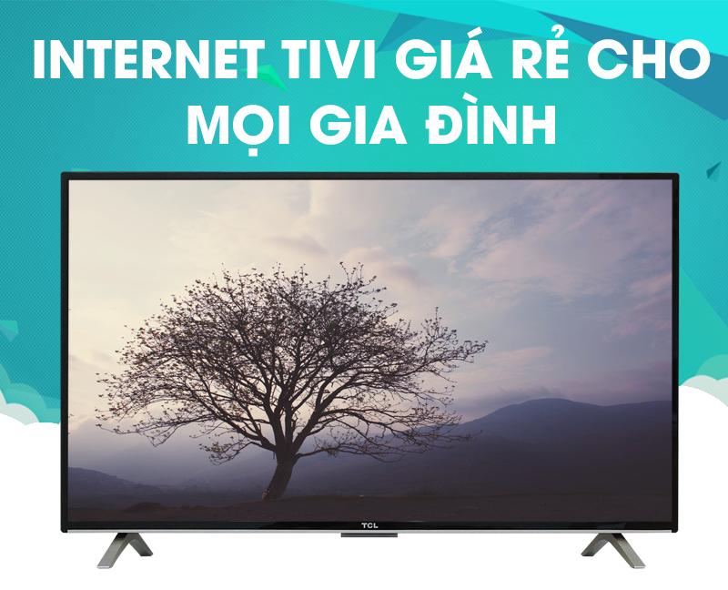 Internet Tivi TCL 48 inch L48D2790