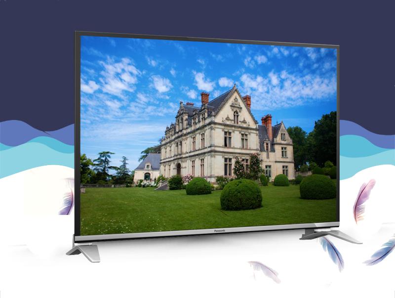 Internet tivi Panasonic 43 inch TH-43DS600V - Thiết kế sang trọng
