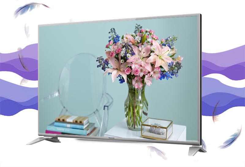 Smart tivi Panasonic 43 inch TH-43DS630V - Thiết kế đẹp mắt