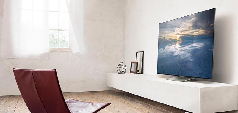 Smart Tivi Sony 55 inch KD-55X9300D - Làm đẹp cho ngôi nhà của bạn
