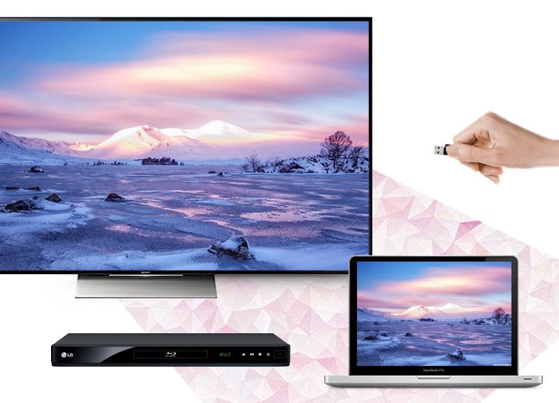 Smart Tivi Sony 55 inch KD-55X9300D - Các tính năng kết nối
