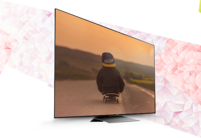 Smart Tivi Sony 55 inch KD-55X9300D - Thiết kế kim loại đẳng cấp