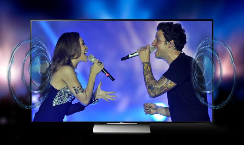 Smart Tivi Sony 65 inch KD-65X9300D - Âm thanh vòm sống động