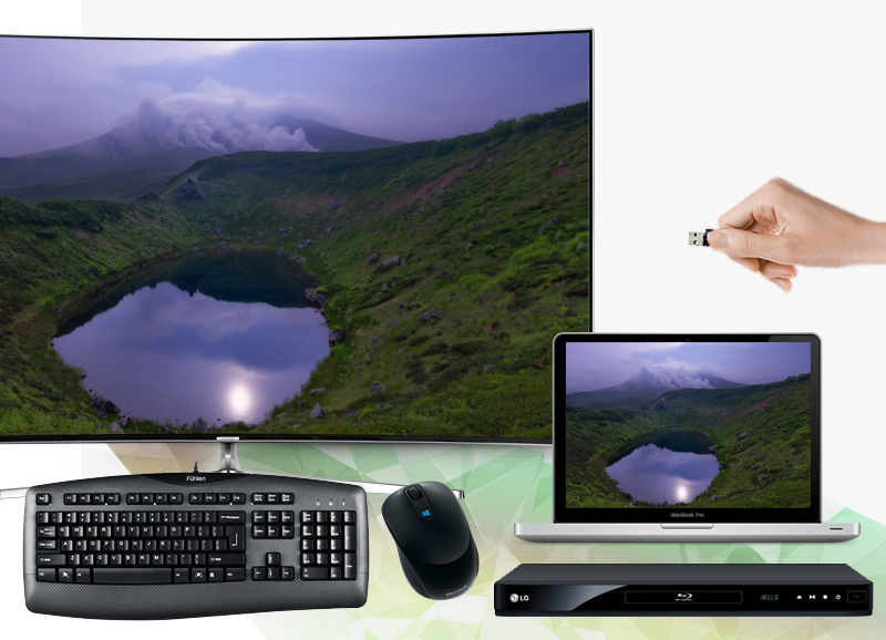 TIVI MÀN HÌNH CONG SAMSUNG UA55KS9000 KXXV 55 INCH (SMART TV - 4K) Ấn tượng với thiết kế màn hình cong siêu mỏng, chất liệu kim loại cao cấp sang trọng đẹp mắt
