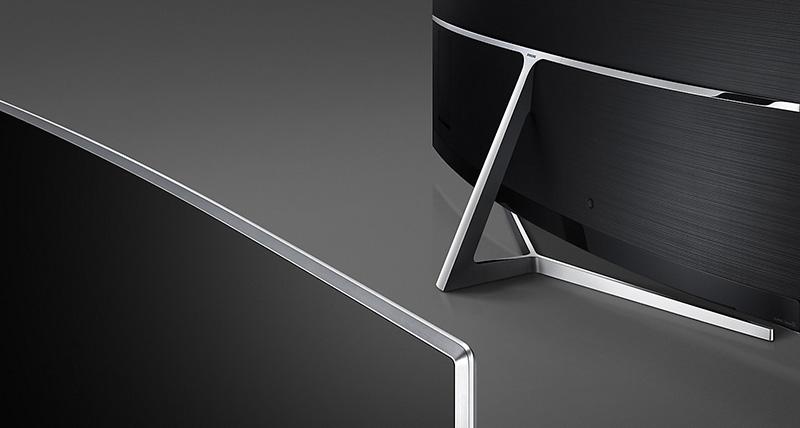 Smart tivi Cong Samsung 78 inch UA78KS9000 - Thiết kế sang trọng